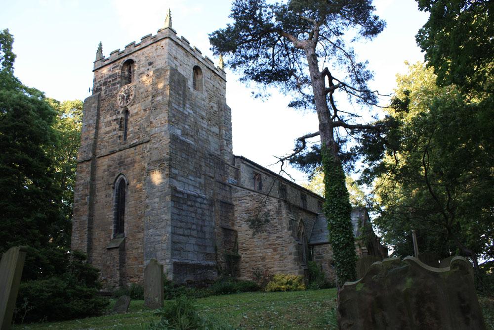 St Laurence Church.Pittington