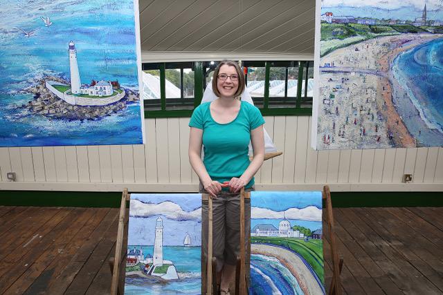 Joanne Wishart, artist