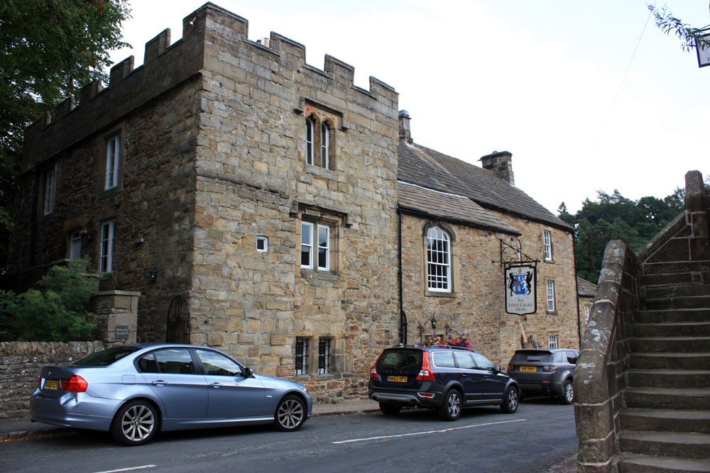 Lord Crewe Arms, Blanchland
