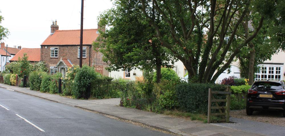 Wolviston village