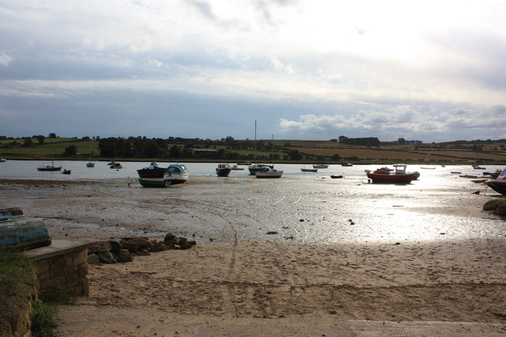 Alnmouth.