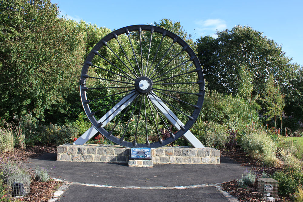 Site of the first Ashington coal mine
