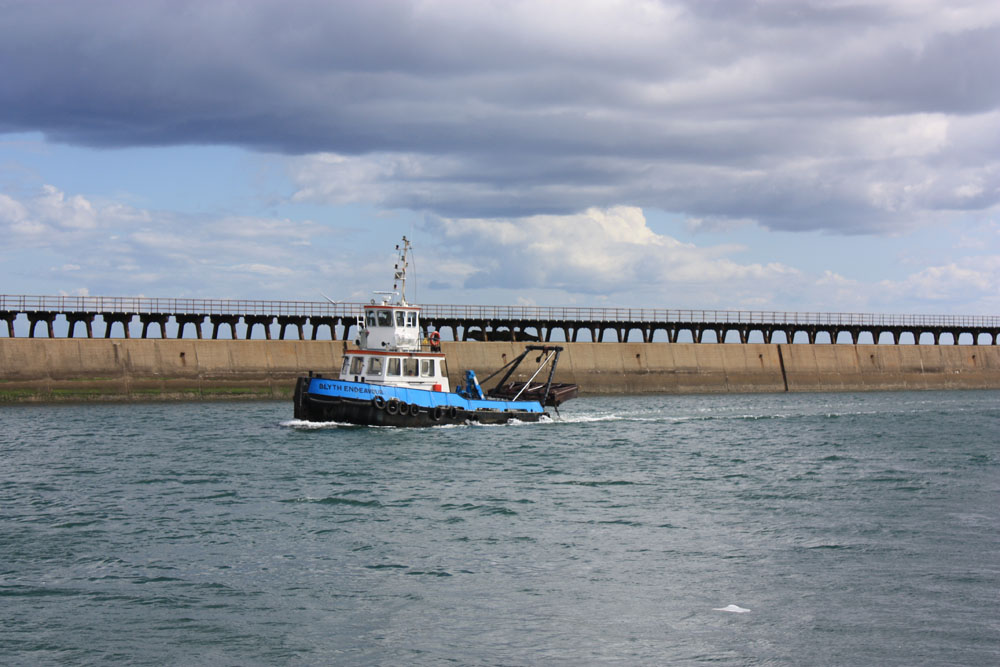 Mouth of the Blyth.
