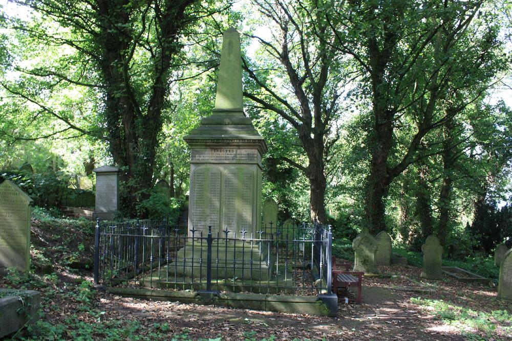 Hester Pit memorial Earsdon
