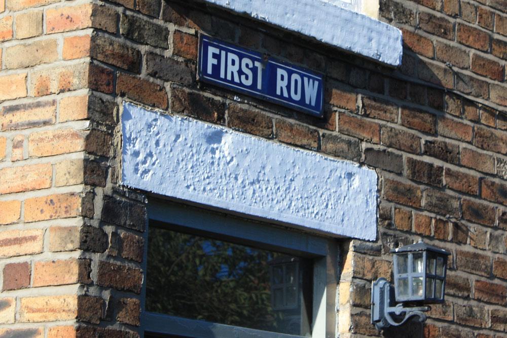 First Row, Ashington