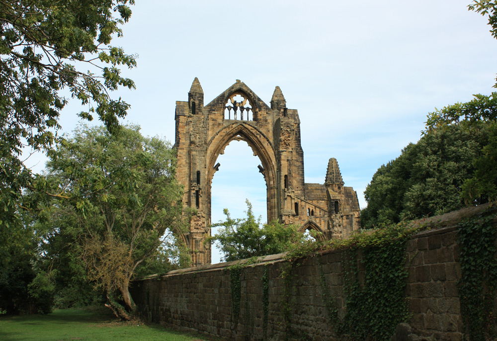 Gisborough Priory.