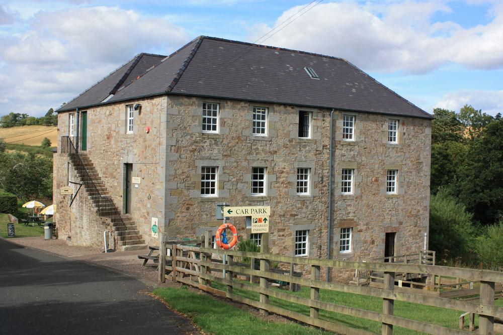 The mill, Heatherslaw.