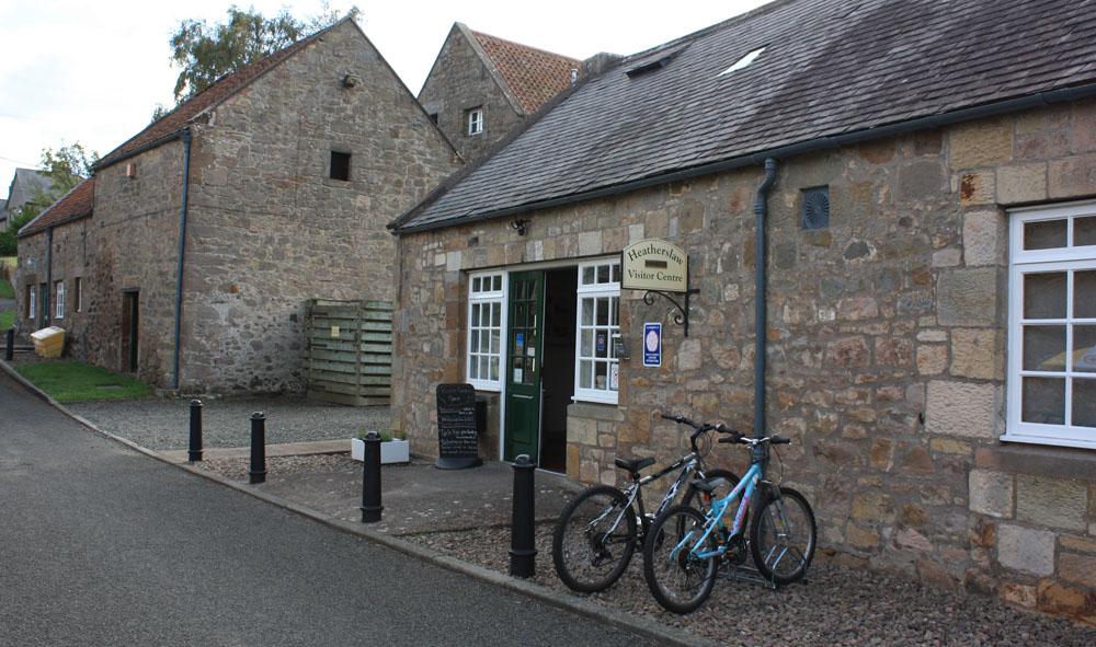 Visitor Centre, Heatherslaw