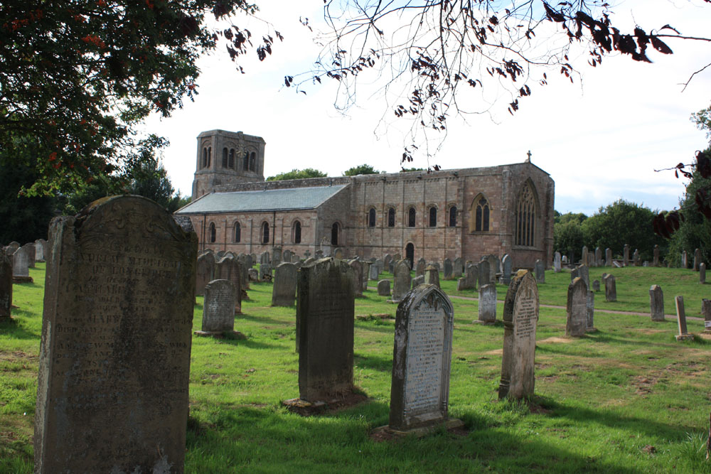 Norham church