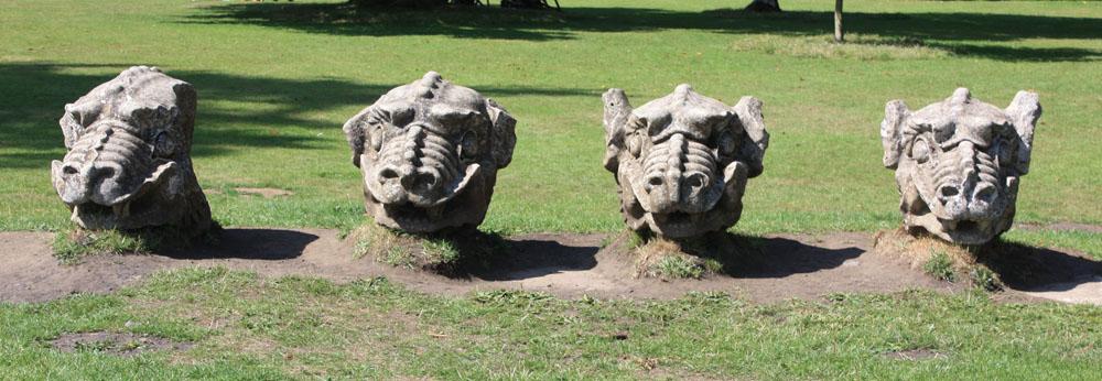 Gargoyles, Wallington