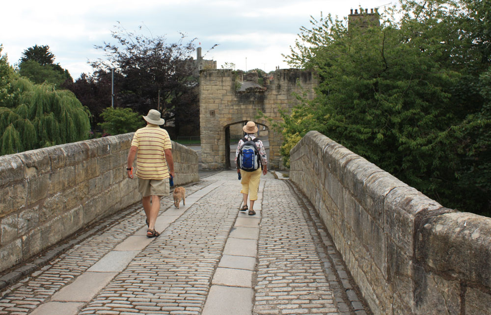 Warkworth Old Bridge