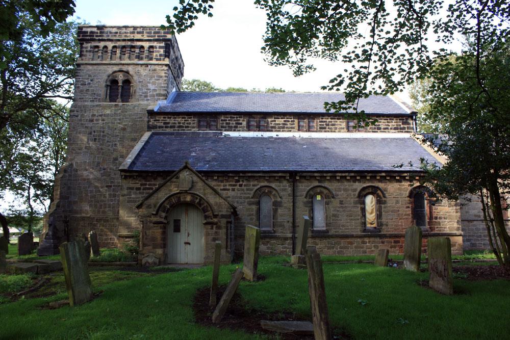 Woodhorn church