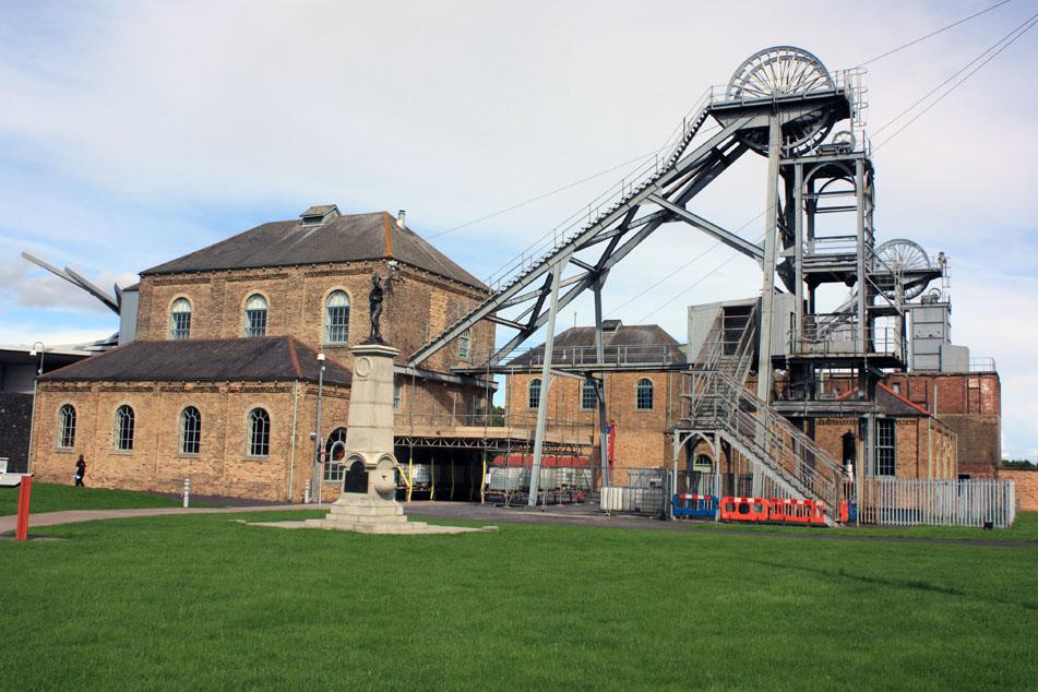Woodhorn Colliery museum