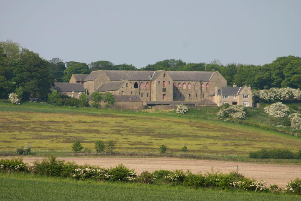College farm at Ushaw