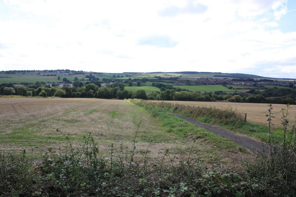 Deerness valley near Ushaw Moor