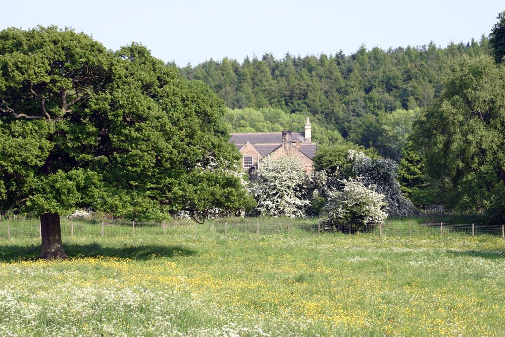 Flass Hall near Ushaw Moor