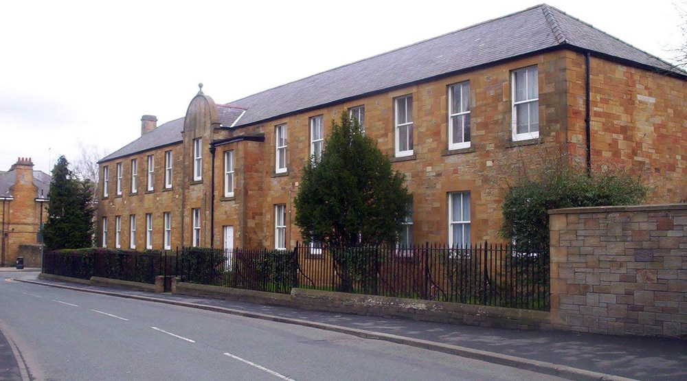 Former workhouse buildings, Lanchester