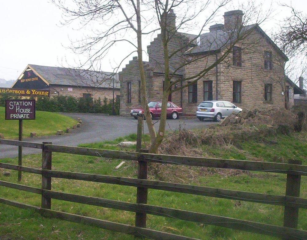 Former Witton Gilbert Station