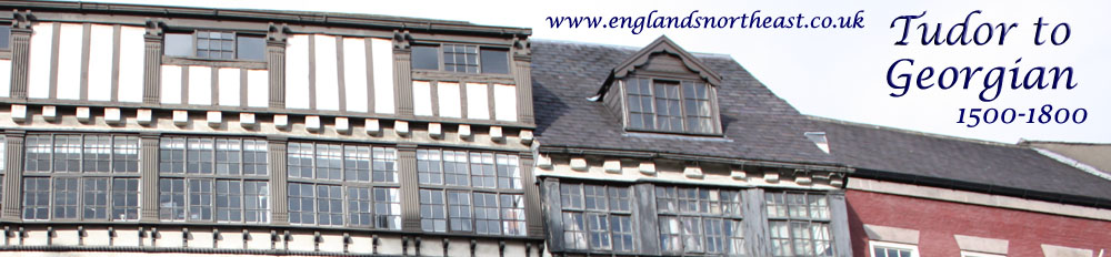 Elizabethan buildings, quayside, Newcastle upon Tyne photographed by David Simpson