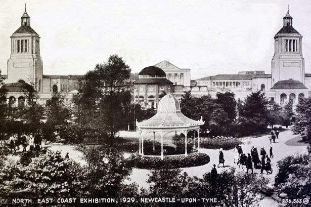 The North East Coast Exhibition, Exhibition Park 1929