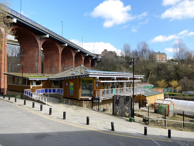 Ouseburn Farm and Viaduct