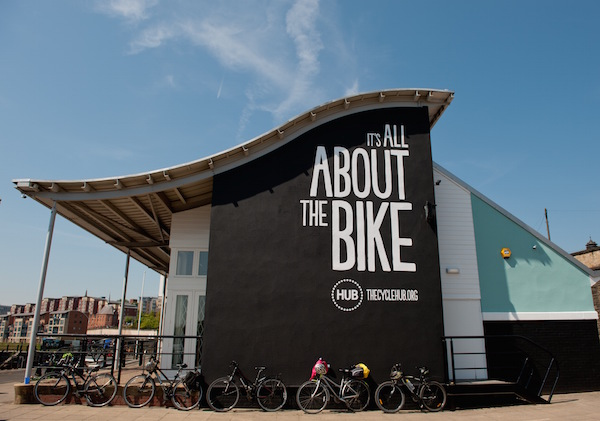 The Cycle Hub, Newcastle