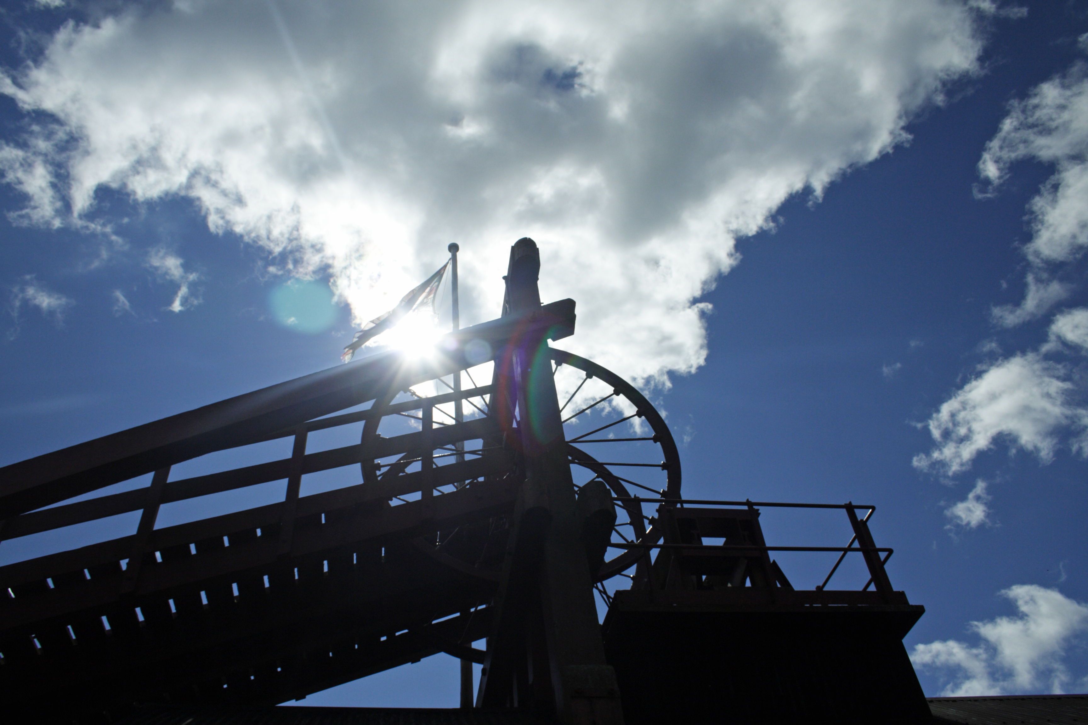 The colliery, Beamish Museum