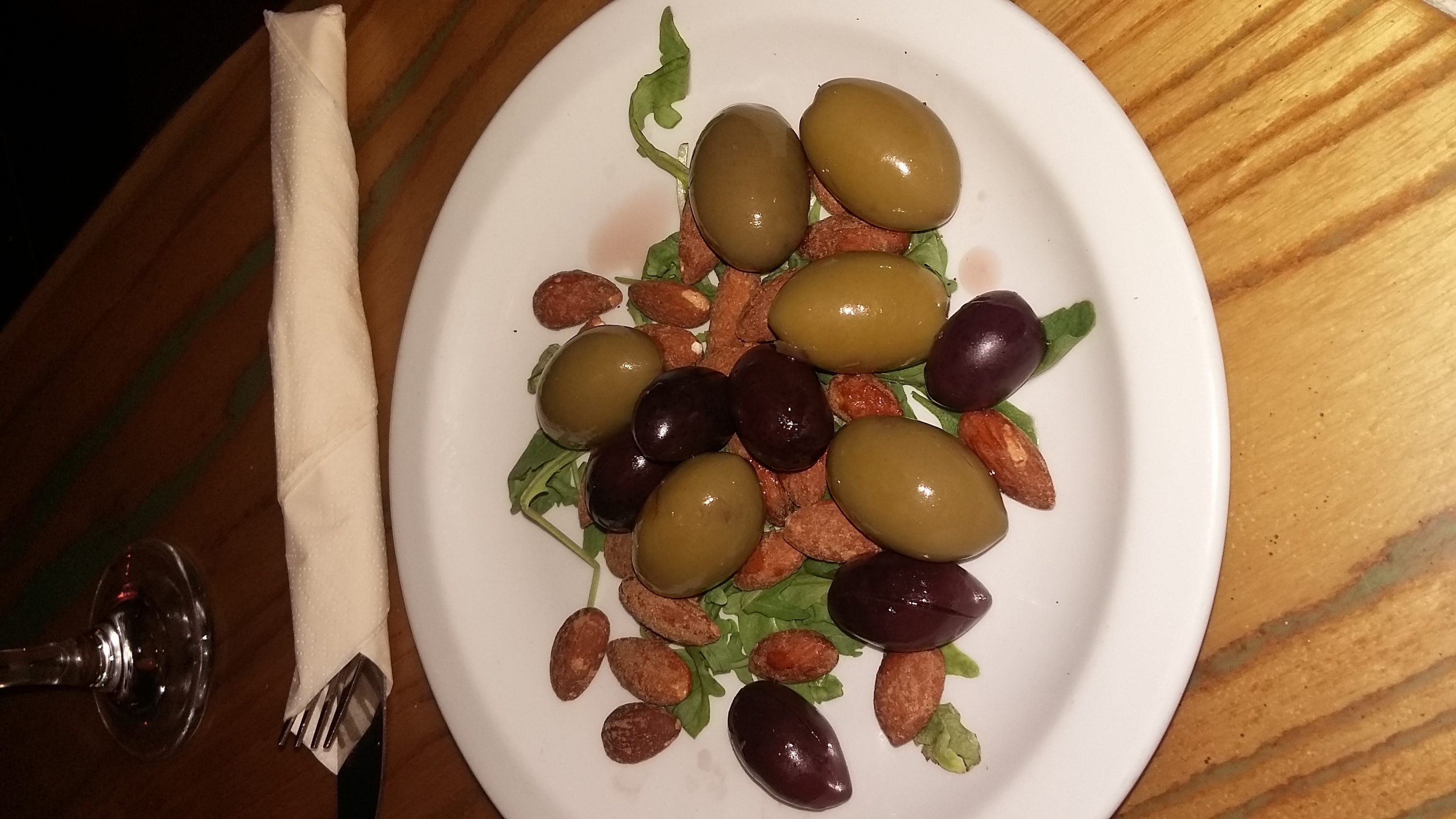 Olives. Photo: Kirstin Hannaford