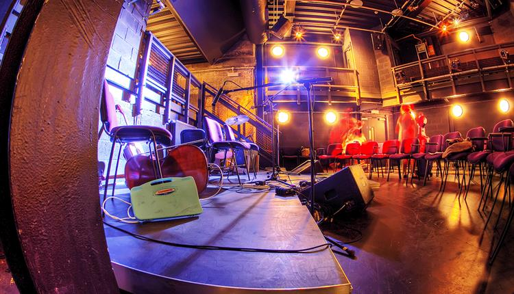 The Cluny 2 venue, Ousburn, Newcastle upon Tyne