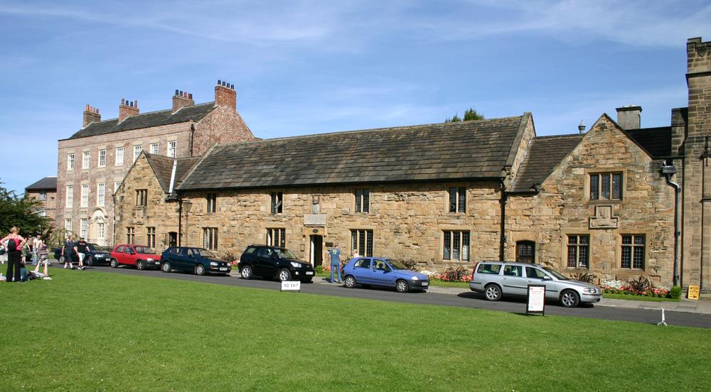 Cosins Almshouses, Durham