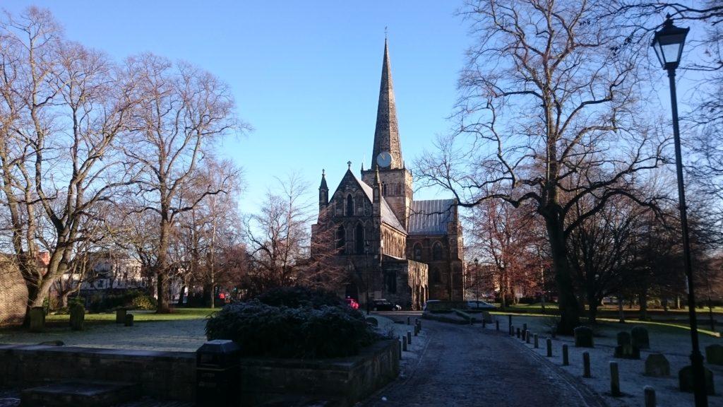 St Cuthberts Church Darlington