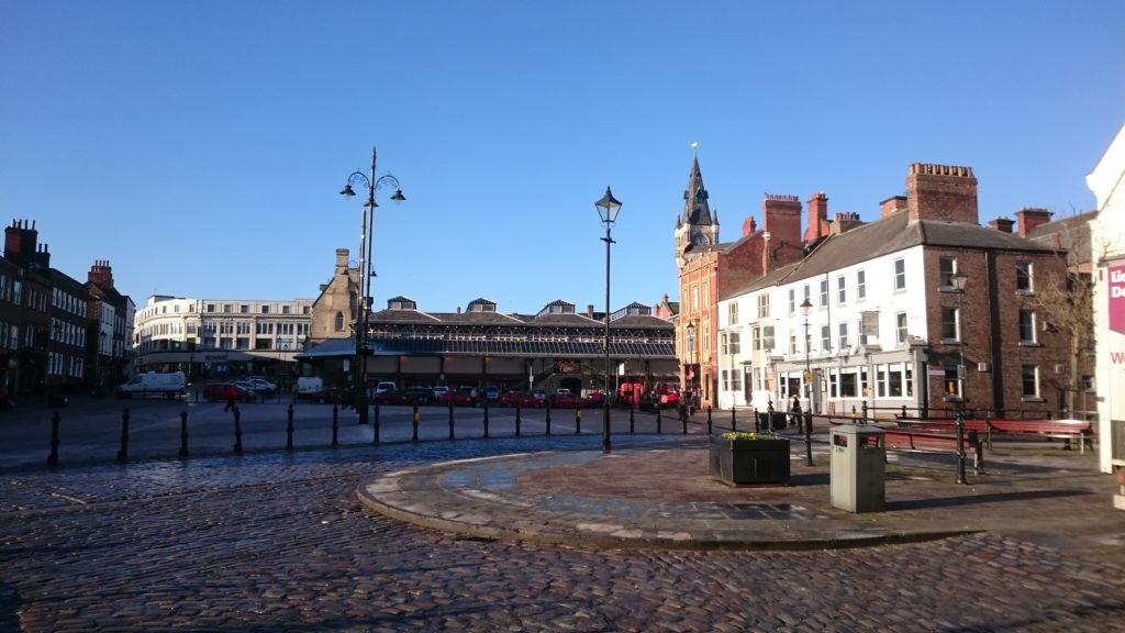 Market Place, Darlington