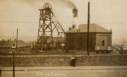Felling Colliery