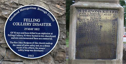 Felling Memorial Heworth