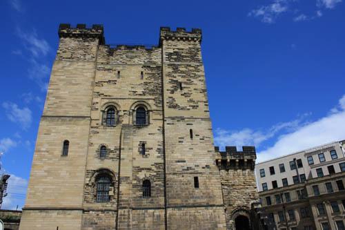 Newcastle Castle Keep