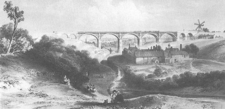 Ouseburn in the 19th century
