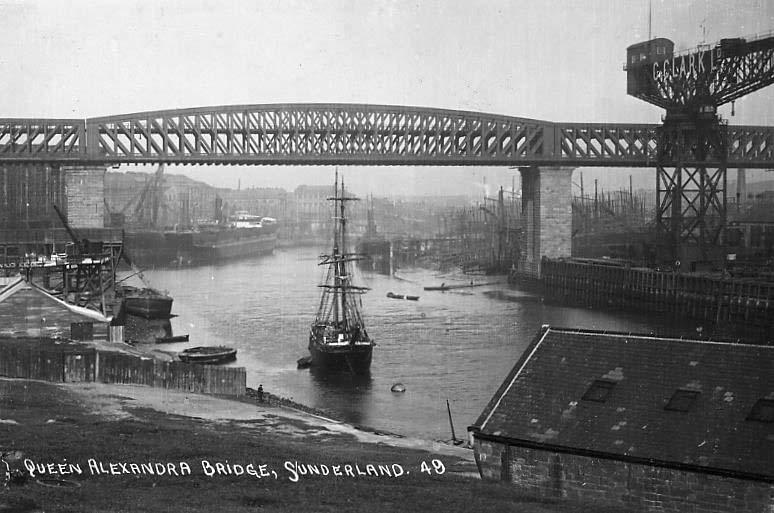 Queen Alexandra Bridge