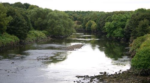 River Wear Fatfield