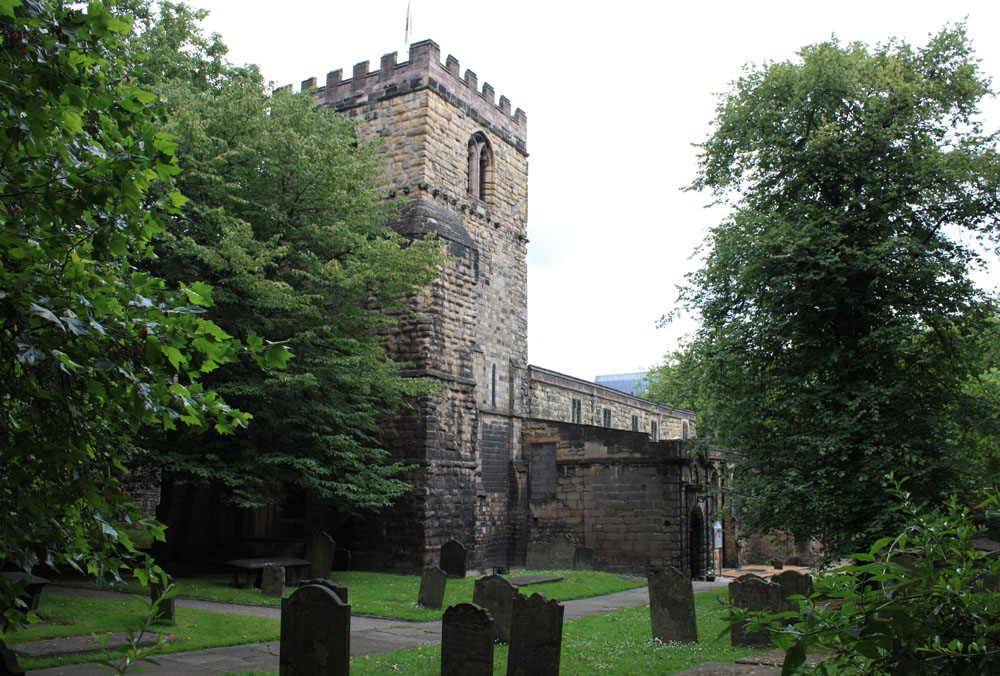 St. Andrews Church Gallowgate