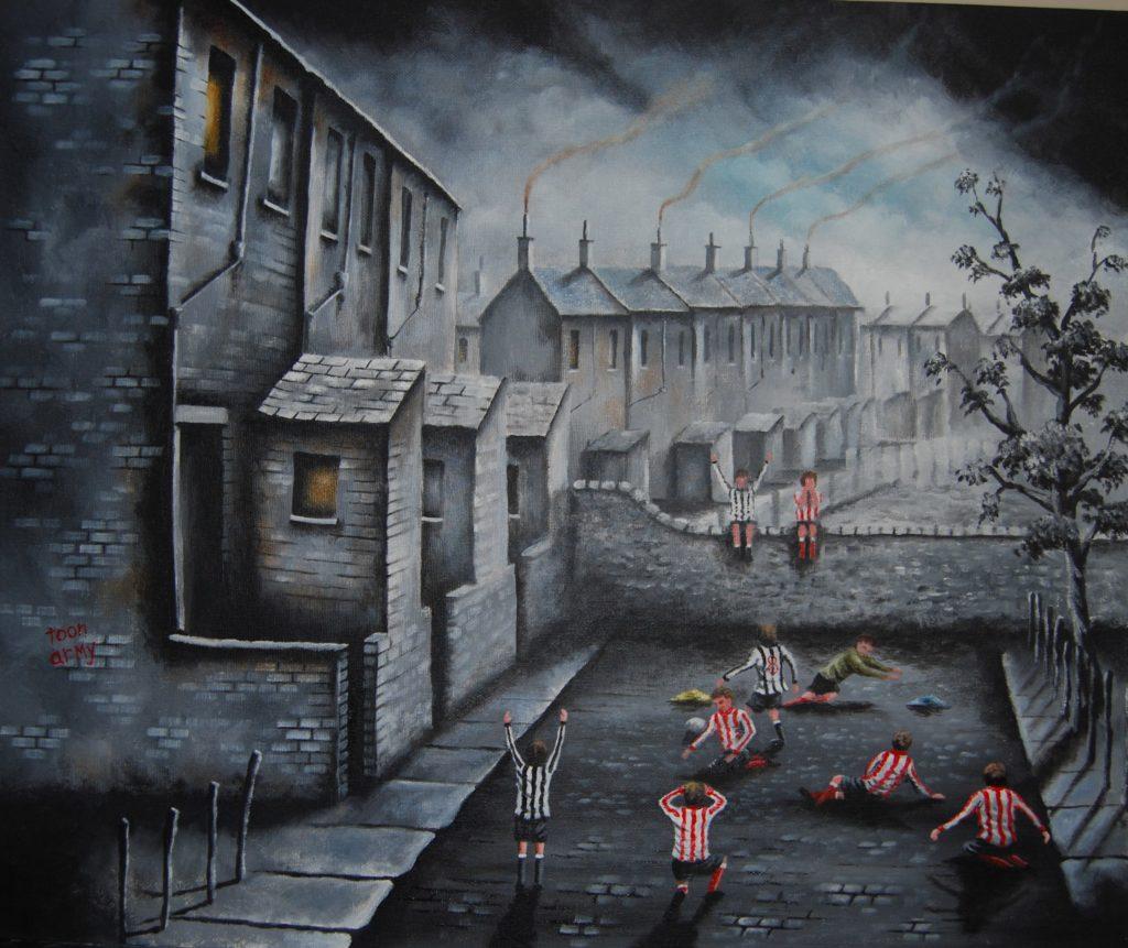 Peter Davidson 'The Beardsley Step Over'