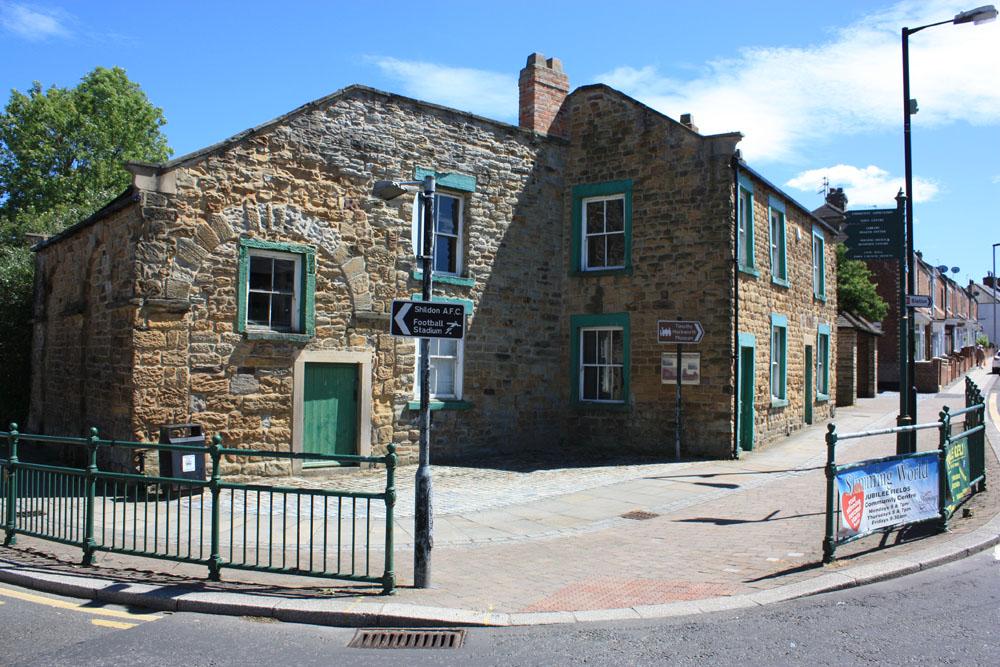 Daniel Adamson's coach house, Shildon