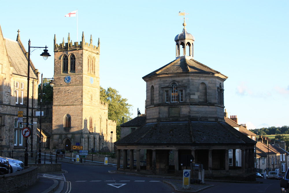 Market Cross, Barnard Castle