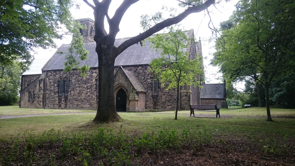 Church of St Paul Jarrow