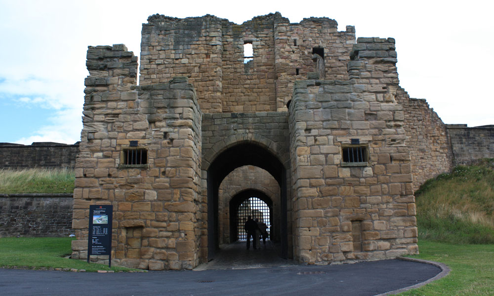 Tynemouth Castle Gatehouse