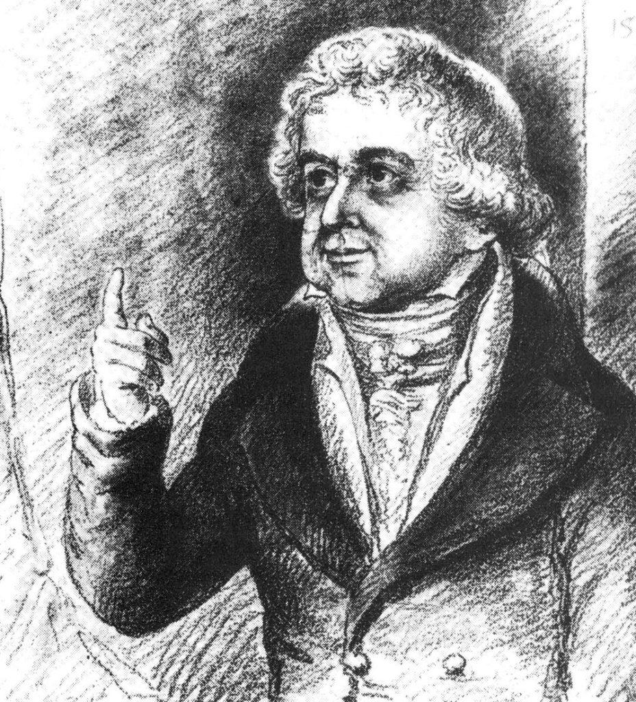 Count Joseph Boruwlaski