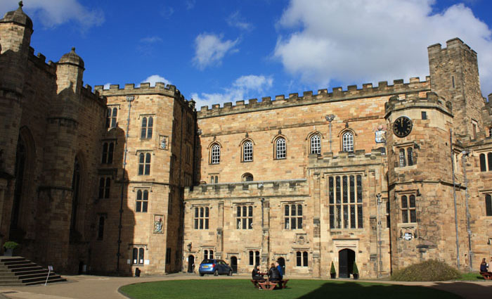 Durham Castle north wing