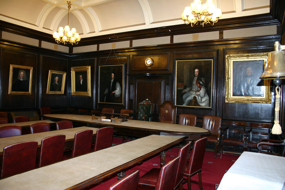 Mayor's Chamber, Durham