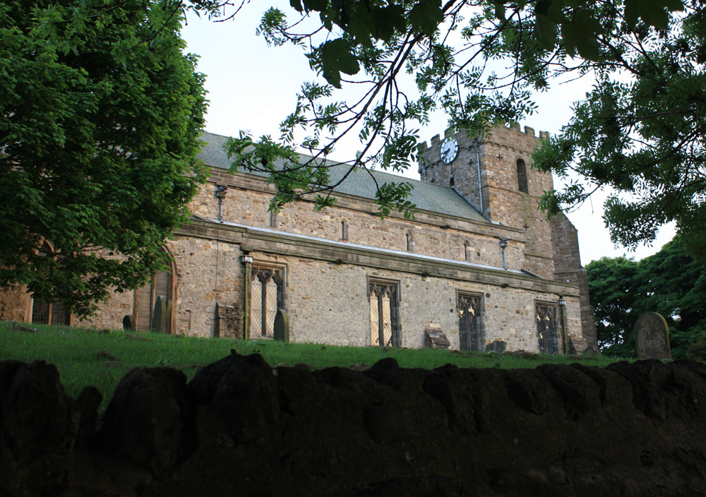 Easington church