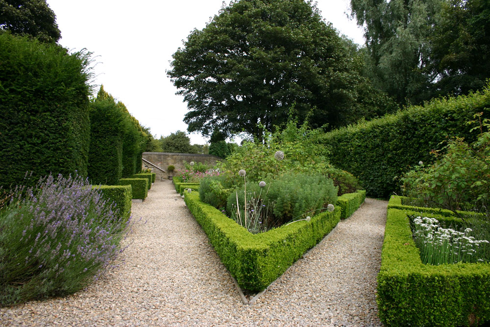 Garden at Washington Old Hall