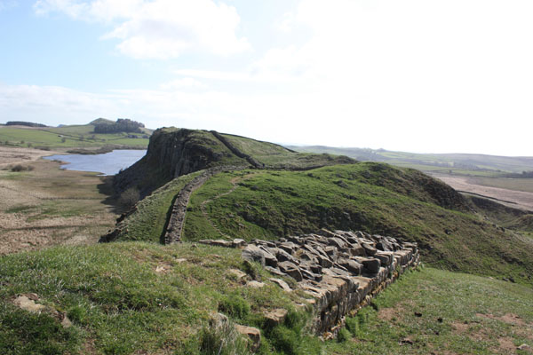 Hadrian's Wall Whin Sill